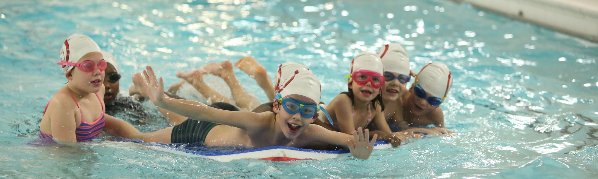 Swim Academy - become a swimmer
